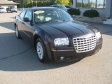 2005 Deep Lava Red Pearl Chrysler 300 Touring #54913144