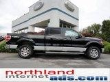 2011 Ebony Black Ford F150 XLT SuperCrew 4x4 #54912845