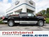 2011 Ebony Black Ford F150 XLT SuperCrew 4x4 #54912844