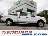 2011 Oxford White Ford F150 XLT SuperCrew 4x4 #54912843
