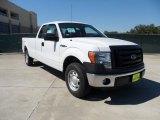 2011 Oxford White Ford F150 XL SuperCab #54913076