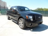 2011 Ebony Black Ford F150 FX2 SuperCrew #54913070