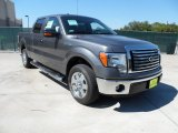 2011 Sterling Grey Metallic Ford F150 Texas Edition SuperCrew #54913069
