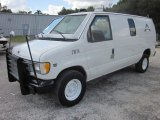 Ford E Series Van 2001 Data, Info and Specs