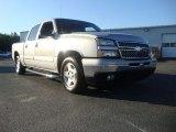 2006 Silver Birch Metallic Chevrolet Silverado 1500 LT Crew Cab #54963997
