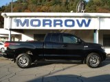 2011 Black Toyota Tundra TRD Rock Warrior Double Cab 4x4 #54963715