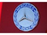 Mercedes-Benz SL 2000 Badges and Logos