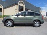 2007 Green Tea Metallic Honda CR-V LX #54963970