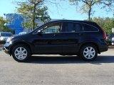 2008 Nighthawk Black Pearl Honda CR-V EX 4WD #54964231