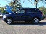 2009 Royal Blue Pearl Honda CR-V EX 4WD #54964223