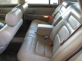 1997 Cadillac DeVille Sedan Camel Interior