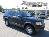 2003 Black Ford Explorer XLT 4x4 #54963938
