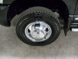 2008 Dodge Ram 3500 Laramie Quad Cab 4x4 Dually Wheel