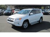 2011 Super White Toyota RAV4 Limited #54963892