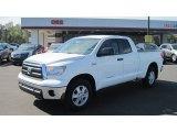 2011 Super White Toyota Tundra SR5 Double Cab #54963888