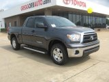 2011 Magnetic Gray Metallic Toyota Tundra TRD Double Cab 4x4 #54963886
