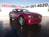 2010 Red Jewel Tintcoat Chevrolet Camaro SS Coupe #54963882