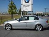 2011 Titanium Silver Metallic BMW 3 Series 335i Sedan #54963862