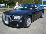 2008 Brilliant Black Crystal Pearl Chrysler 300 C HEMI #54963571