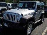 2012 Bright Silver Metallic Jeep Wrangler Sport S 4x4 #54963549