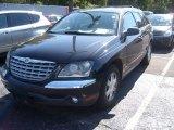 2004 Brilliant Black Crystal Pearl Chrysler Pacifica AWD #54963547