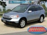 2009 Glacier Blue Metallic Honda CR-V EX-L #54964113