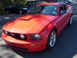 2007 Torch Red Ford Mustang GT Premium Coupe #54963540