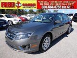 2010 Sterling Grey Metallic Ford Fusion SEL V6 #54964111