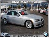 2008 Titanium Silver Metallic BMW 3 Series 328i Convertible #54963837
