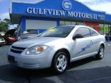 2007 Ultra Silver Metallic Chevrolet Cobalt LS Coupe #545979