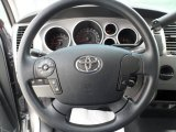 2012 Toyota Tundra Texas Edition CrewMax Steering Wheel