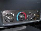 2003 Chevrolet Cavalier LS Sport Coupe Controls