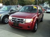 2009 Sangria Red Metallic Ford Escape XLS #54964035