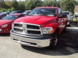 2012 Flame Red Dodge Ram 1500 ST Regular Cab 4x4 #54964033