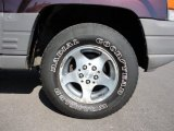 Jeep Grand Cherokee 1997 Wheels and Tires