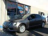 2010 Sterling Grey Metallic Ford Fusion Hybrid #55019537