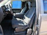 2008 Chevrolet Silverado 1500 LT Extended Cab 4x4 Light Titanium/Dark Titanium Interior