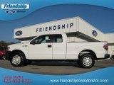 2011 Oxford White Ford F150 XL SuperCab #55018881