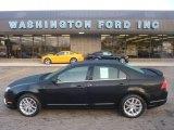 2010 Tuxedo Black Metallic Ford Fusion SEL #55019180