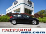 2012 Black Ford Focus SE 5-Door #55018862