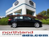 2012 Black Ford Focus SE Sedan #55018861