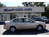 2005 Light Driftwood Metallic Chevrolet Malibu LS V6 Sedan #55019167