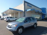 2010 Glacier Blue Metallic Honda CR-V LX AWD #55019436