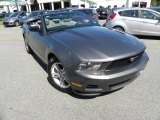 2011 Sterling Gray Metallic Ford Mustang V6 Convertible #55019146