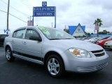 2007 Ultra Silver Metallic Chevrolet Cobalt LS Sedan #544760