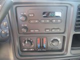 2006 Chevrolet Silverado 1500 LS Regular Cab 4x4 Audio System