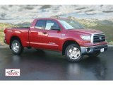 2012 Barcelona Red Metallic Toyota Tundra TRD Double Cab 4x4 #55018790