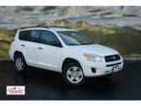 2011 Super White Toyota RAV4 I4 4WD #55018778