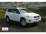 2011 Super White Toyota RAV4 I4 4WD #55018777