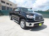 2012 Black Toyota Tundra Platinum CrewMax 4x4 #55019093